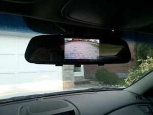 Camera de recul  ecran 7p ou 4.3p back UP rear view Mirror