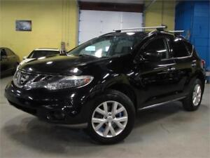 2011 Nissan Murano SL AWD/ LEATHER/PANO ROOF/ BACK UP CAM/