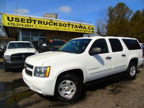 2012 Chevrolet Suburban 4X4 9Passenger / We Finance Everyone!!
