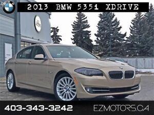 2013 BMW 5 Series 535i xDrive|NO ACCIDENTS
