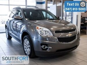 2011 Chevrolet Equinox LT AWD Leather/Heated/Power Seat Remote S