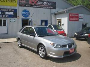 2006 Subaru Impreza 2.5i|MUST SEE| ALL WHEEL DRIVE| NO RUST