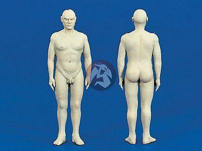 Verlinden 1/35 Academy Figures Male Nude Human Body (2 Figures) [Resin kit] 759