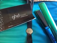 GHD V Gold Hair Straighteners - Never been used