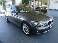 2014 BMW 118i F20 MY13 Grey 8 Speed Automatic Hatchback Hamilton Newcastle Area Preview
