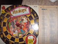 PUB PARTY Record Album with Lyrics