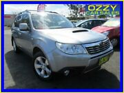 2010 Subaru Forester MY10 2.0D Premium Silver 6 Speed Manual Wagon Minto Campbelltown Area Preview