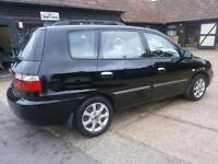 0454 KIA CARENS 2.0CRDi LE TURBO DIESEL AUTOMATIC MPV 58K FSH DEMO + 1 OWNER FAB