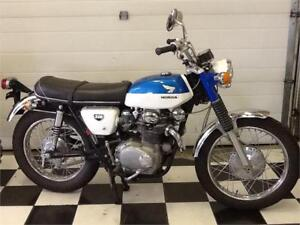 SOLD! 1969 Honda CL350