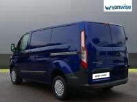 2014 Ford Transit Custom 2.2 TDCi 100ps Low Roof Trend Van Diesel blue Manual
