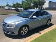 2009 HOLDEN CRUZE CDX, AUTOMATIC, LEATHER + REGO & RWC ! East Brisbane Brisbane South East Preview