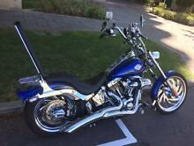 2013 Softail Custom Harley Davidson East Perth Perth City Preview
