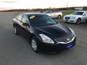 2012 Nissan Altima 2.5 S 4dr Sdn 2.5 S