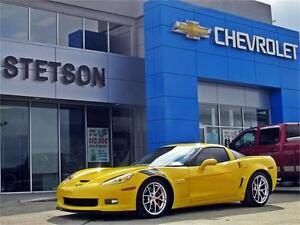 2009 Chevrolet Corvette Z06 Stg 3 Iron Edition E-Force Superchar
