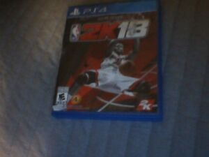 nba 2k18 for the ps4