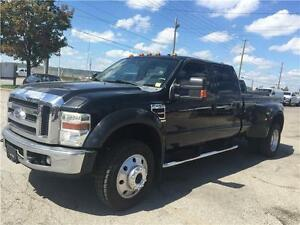 2008 Ford F-450 - Lariat - Diesel - Crew - Dually - 4x4