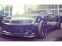 2014 Chevrolet Camaro 2SS coupe 1LE performance package BALCK