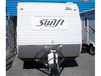 2013 Travel Trailer Jayco SWIFT SLX 185RB