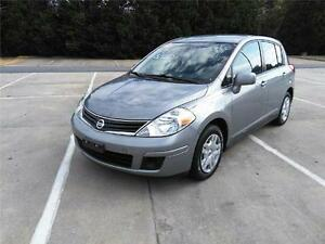 "2009 Nissan Versa 1.8S-DEALER SERVICED-EXTRA CLEAN-""SALE"" PRICED"