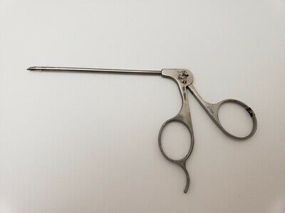 Shutt Linvatec 2.7004 Sst Forceps Scoop Straight 2.75mm X 90mm