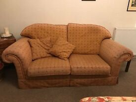 Two large 2 seater sofas will sell seperatly, 197 wide x 103 deep x 85 high