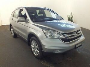 2012 Honda CR-V MY11 (4x4) Silver 5 Speed Automatic Wagon Clemton Park Canterbury Area Preview