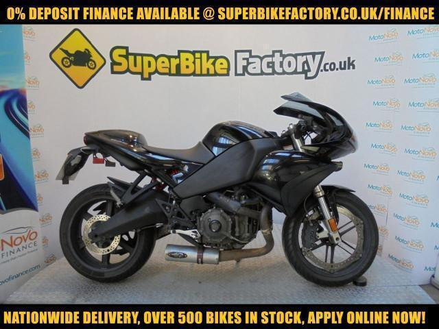 2010 10 BUELL 1125 R 1125CC 0% DEPOSIT FINANCE AVAILABLE