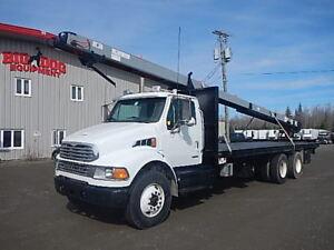 2003 Sterling Conveyor Truck