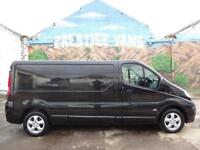 * Finance Me - No VAT * Vauxhall Vivaro 2.0CDTi (115ps) 2012 Sportive 2900 LWB