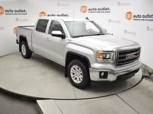 2015 GMC Sierra 1500 SLE 4x4 Crew Cab 5.75 ft. box