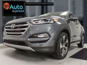 2017 Hyundai Tucson Tucson 1.6T AWD with a panoramic roof, BLIS,