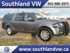 2011 Ford Expedition Max **8 PASSENGER-4X4-LEATHER**