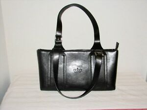 Ladies Gucci Handbag Purse, Brown Leather