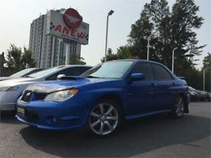 2007 Subaru Impreza WRX | CERTIFIED | 5 SPEED | CLEAN CAR