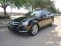 2012 Mercedes-Benz C250 COUPE**NAVIGATION**PANORAMIC ROOF