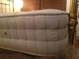 Savoir bed super king-size luxury mattress.