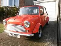 Classic Mini City E 1293cc