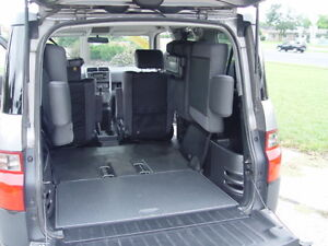 2005 Honda Element Black SUV, Crossover