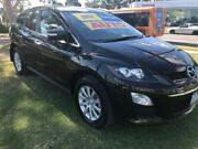 2010 Mazda CX-7 ER10L2 Classic Activematic Black 5 Speed Sports Automatic Wagon Ferntree Gully Knox Area Preview