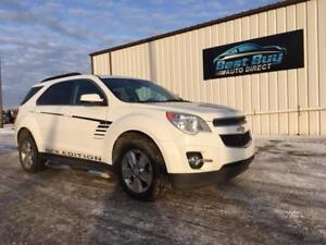 2012 Chevrolet Equinox 1LT AWD GFX Edition-FINANCING AVAILABLE!
