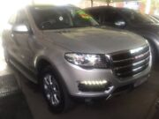 2015 Haval H8 Premium AWD Silver 6 Speed Sports Automatic Wagon Taminda Tamworth City Preview