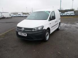 Volkswagen Caddy 2.0 102PS BLUEMOTION TECH 102 STARTLINE EURO 6 DIESEL (2016)