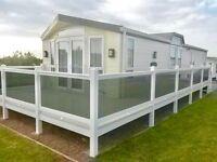 ⭐️ 10% Off ALL caravans-caravans X7 Seton Sands Caravans to rent,near Edinburgh ⭐️