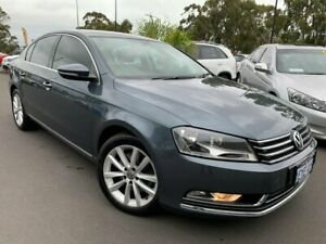2013 Volkswagen Passat Type 3C MY14 130TDI DSG Highline Grey 6 Speed Sports Automatic Dual Clutch East Bunbury Bunbury Area Preview