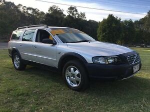 2003 Volvo XC70 Cross Country Silver 5 Speed Auto Geartronic Wagon Clontarf Redcliffe Area Preview