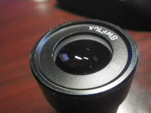 ONE USED Japanese Meiji EMZ microscope eyepiece S SWF10X