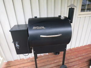 Traeger Pellet BBQ Grill and Smoker for sale