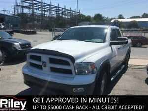 2012 Ram 1500 Outdoorsman STARTING AT $220.72 BI-WEEKLY