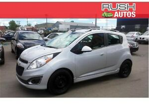 2013 Chevrolet Spark LT ** LEATHER, TOUCH SCREEN, LOW MILEAGE**