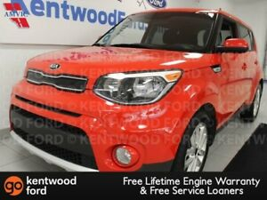 2018 Kia Soul EX FWD heated seats, heated steering wheel, back u